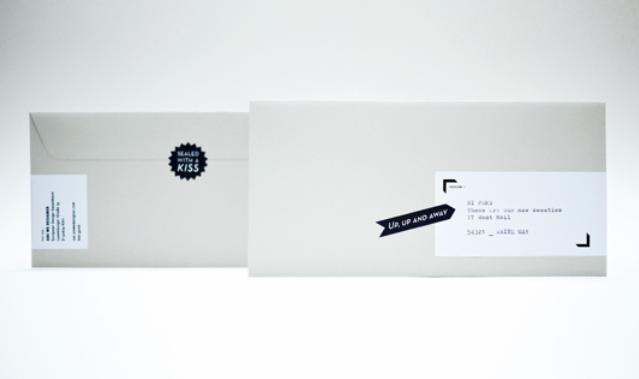 Mẫu in phong bì công ty đẹp dành cho các Agency - in phong bì giá rẻ tại Nghĩa Tân, Nghĩa Đô, Hà Nội