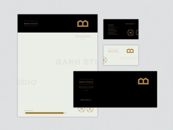 Đen và vàng dường như là đôi bạn thân trong thiết kế. Có thể thấy các thiết kế sử dụng đôi bạn này đều vô cùng đơn giản nhưng lại không hề mất đi sự sang trọng và lịch thiệp. Điều góp phần tạo nên sự khác biệt về đẳng cấp của các công ty, tập đoàn lớn.